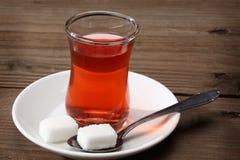 Τουρκικό τσάι Στοκ Φωτογραφία