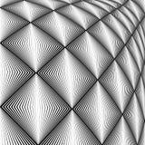 Κυρτή σύσταση διαμαντιών σχεδίου Στοκ Εικόνες