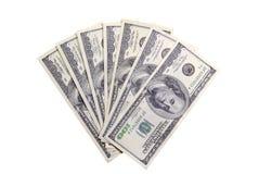 доллары предпосылки мы Стоковое Фото