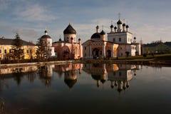 монастырь Россия Стоковые Фото