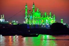 Зеленая мечеть Стоковые Изображения RF