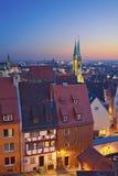 Νυρεμβέργη Στοκ εικόνα με δικαίωμα ελεύθερης χρήσης