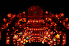 Κινεζική ημέρα φεστιβάλ Στοκ φωτογραφίες με δικαίωμα ελεύθερης χρήσης