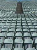 усаживает стадион Стоковое Изображение