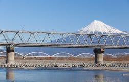 富士山 库存照片