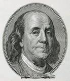 Бенжамин Франклин Стоковые Изображения RF