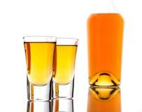 威士忌酒 库存照片