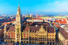 慕尼黑,德国 免版税库存图片