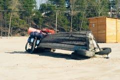 Περιοδεύοντας ποδήλατο Στοκ εικόνες με δικαίωμα ελεύθερης χρήσης