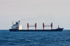 多目的一般货物船 免版税库存图片