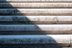 по мере того как предпосылка может используемый камень шагов Стоковое Изображение