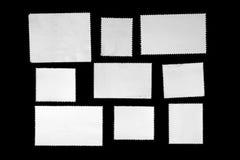 штемпеля почтоваи оплата рамки Стоковые Фотографии RF