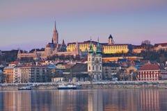Βουδαπέστη Στοκ εικόνα με δικαίωμα ελεύθερης χρήσης