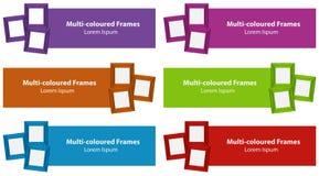框架和标记 图库摄影