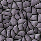 大卵石石背景 免版税库存照片