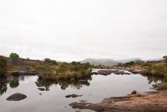 Σιωπηλός ποταμός Στοκ εικόνα με δικαίωμα ελεύθερης χρήσης