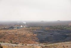 铜矿 库存照片