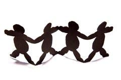 тучные люди Стоковое Фото