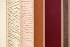 五颜六色的木条地板 免版税图库摄影