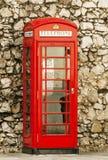 Τηλεφωνικό κιβώτιο Στοκ φωτογραφία με δικαίωμα ελεύθερης χρήσης