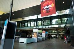 Музей Мельбурна Стоковое Изображение RF