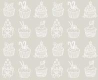 蛋糕样式 免版税库存照片