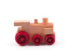 火车玩具 免版税库存照片