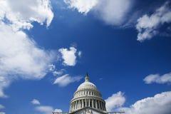 Купол столицы Соединенных Штатов Стоковое Изображение RF