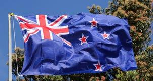 标志新西兰 库存照片
