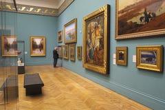 όλη η τέχνη φιλτράρισε το σύνολο τοίχων εικόνων φωτογραφιών στοών ακριβώς Στοκ εικόνα με δικαίωμα ελεύθερης χρήσης