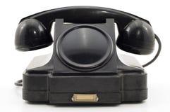 老电话 免版税库存图片