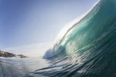 波浪海洋 免版税图库摄影