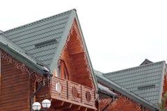 στέγη Στοκ Φωτογραφία