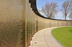 第一座世界大战纪念碑,北法国 免版税图库摄影
