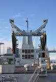 Вспомогательный военный корабль Стоковое Изображение RF