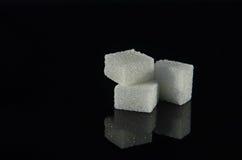 Κύβοι ζάχαρης Στοκ εικόνα με δικαίωμα ελεύθερης χρήσης