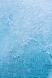 冰纹理冰山 免版税库存照片