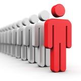 领导企业概念 免版税库存图片