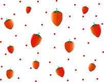 草莓 库存照片
