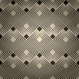 Безшовный античный геометрический орнамент картины Стоковая Фотография
