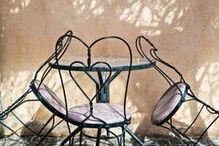 Кафе закрыто Стоковая Фотография