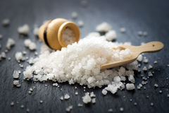 盐 免版税库存图片