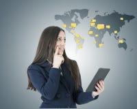 全球化 免版税库存照片