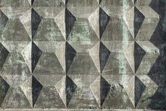 Отлитый в форму бетон Стоковые Изображения