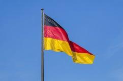 σημαία γερμανικά Στοκ Εικόνες