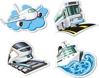 运输乘客 免版税库存图片