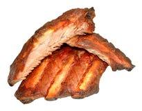 Κινεζικά πλευρά χοιρινού κρέατος ύφους Στοκ Φωτογραφίες