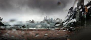 悉尼港桥旅行 库存图片