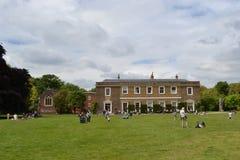 富勒姆宫殿伦敦 库存图片