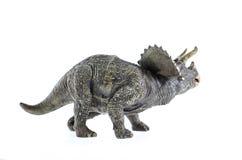 牛角龙恐龙 免版税库存图片